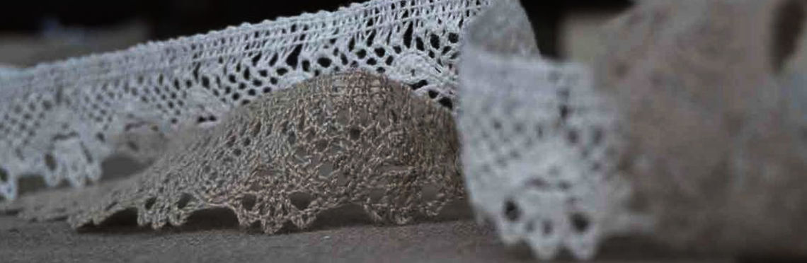 Linen Lace Trims