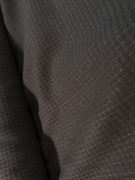 Copy of Copy of 100% Linen double wide Waffle Fabric.