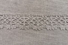 Copy of 100% Linen Lace Trim PEP838