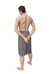 Men's Bath Wrap Towel