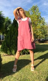 100% Natural Linen tunic Marianna