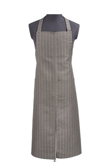 Linen Apron with two pockets