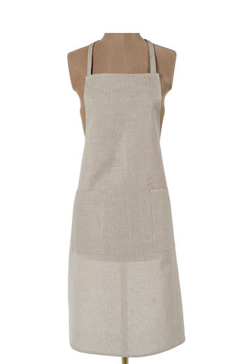 Classic Linen Apron with two pockets