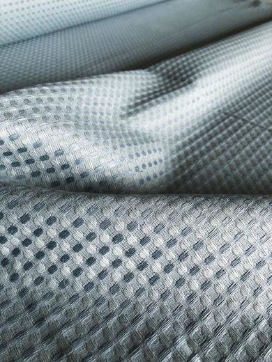 Copy of 100% Linen Waffle Fabric