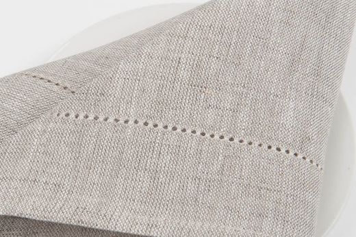 100% Natural Linen Napkins