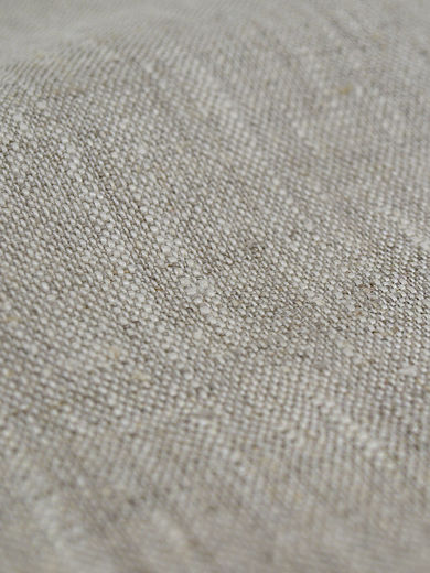 Basic Natural linen fabric PP482