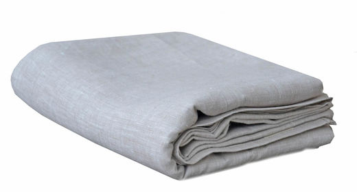 Copy of 100% linen Sheet, White