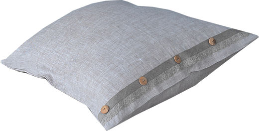 100% Natural Linen Pillow Case Lucas
