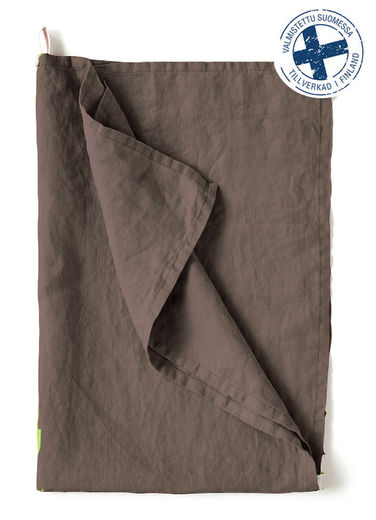 Stone Washed hand towel Coffe with Milk