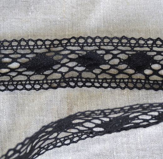 100% Linen Lace Trim PEP4934