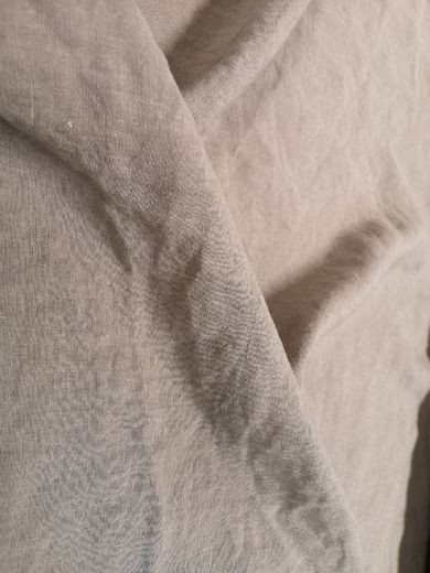 Double wide linen fabric