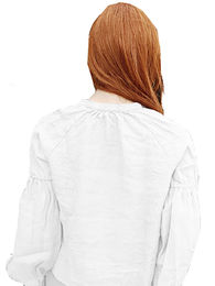 Copy of Copy of Copy of 100% Natural Linen  blouse Laura