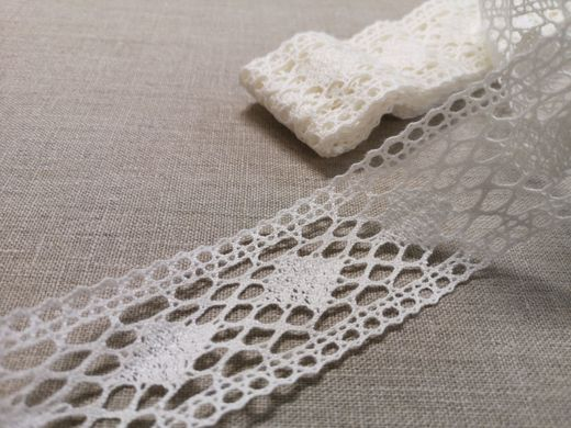 Copy of 100% Linen Lace Trim PEP4934
