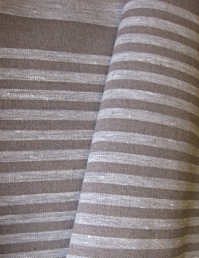 Sauna Seat Cover Fabric, natural/ brown