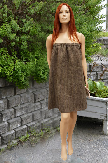 Sauna skirt for women
