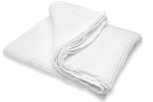 Copy of Linen Waffle Washed Bath Towel